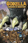 Cover Thumbnail for Godzilla: Kingdom of Monsters (2011 series) #1 [Alternate Universe Cover]