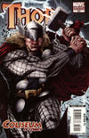 Cover Thumbnail for Thor (2007 series) #600 [Coliseum of Comics Variant]