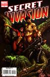 Cover Thumbnail for Secret Invasion (2008 series) #4 [Steve McNiven Variant Cover]