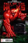 Cover Thumbnail for Fall of the Hulks: Gamma (2010 series) #1 [John Romita Jr. Variant Cover]