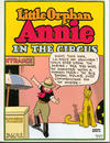 Cover for Little Orphan Annie in the Circus (Pacific Comics Club, 2000 series) #[nn]