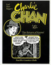 """Cover for Charlie Chan """"The Return of Keeno"""" (Pacific Comics Club, 2002 series)"""