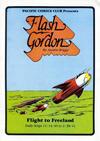 Cover for Pacific Comics Club Presents Flash Gordon (Pacific Comics Club, 1981 series) #3 - Flight to Freeland