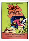 Cover for Pacific Comics Club Presents Flash Gordon (Pacific Comics Club, 1981 series) #4 - Adora of the Forest People