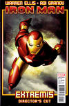 Cover for Iron Man: Extremis Director's Cut (Marvel, 2010 series) #1