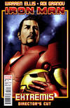 Cover for Iron Man: Extremis Director's Cut (Marvel, 2010 series) #3