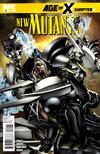 Cover for New Mutants (Marvel, 2009 series) #22