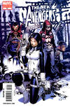 Cover Thumbnail for New Avengers (2005 series) #52 [Chris Bachalo Variant Cover]