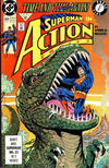 Cover Thumbnail for Action Comics (1938 series) #664 [Direct]