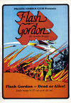 Cover for Pacific Comics Club Presents Flash Gordon (Pacific Comics Club, 1981 series) #1 - Flash Gordon - Dead or Alive!