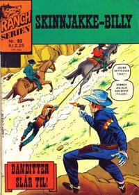 Cover Thumbnail for Ranchserien (Illustrerte Klassikere / Williams Forlag, 1968 series) #83