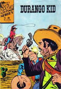 Cover Thumbnail for Ranchserien (Illustrerte Klassikere / Williams Forlag, 1968 series) #85