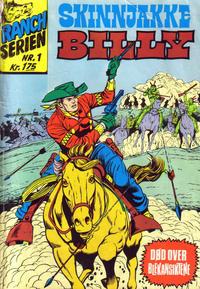 Cover Thumbnail for Ranchserien (Illustrerte Klassikere / Williams Forlag, 1968 series) #1