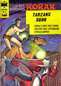 Cover Thumbnail for Korak (Illustrerte Klassikere / Williams Forlag, 1966 series) #32