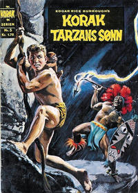 Cover Thumbnail for Korak (Illustrerte Klassikere / Williams Forlag, 1966 series) #5