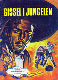 Cover Thumbnail for Commandoes (Fredhøis forlag, 1973 series) #141