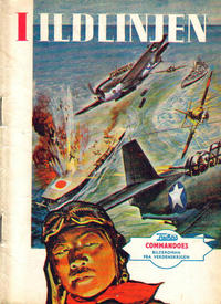 Cover Thumbnail for Commandoes (Fredhøis forlag, 1962 series) #11
