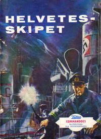 Cover Thumbnail for Commandoes (Fredhøis forlag, 1962 series) #4