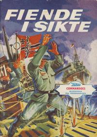 Cover Thumbnail for Commandoes (Fredhøis forlag, 1962 series) #v2#11