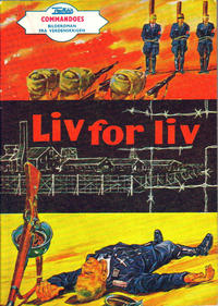 Cover Thumbnail for Commandoes (Fredhøis forlag, 1962 series) #23