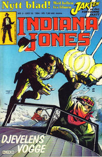 Cover Thumbnail for Indiana Jones (Semic, 1984 series) #2/1984