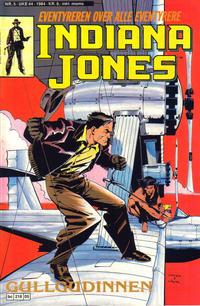 Cover Thumbnail for Indiana Jones (Semic, 1984 series) #5/1984