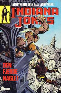 Cover Thumbnail for Indiana Jones (Semic, 1984 series) #6/1984