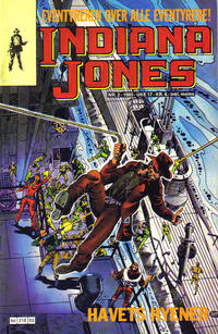 Cover Thumbnail for Indiana Jones (Semic, 1984 series) #2/1985