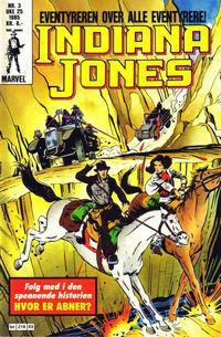 Cover Thumbnail for Indiana Jones (Semic, 1984 series) #3/1985