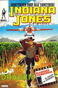Cover Thumbnail for Indiana Jones (Semic, 1984 series) #4/1985
