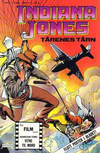 Cover Thumbnail for Indiana Jones (Semic, 1984 series) #2/1986