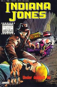 Cover Thumbnail for Indiana Jones (Semic, 1984 series) #3/1986