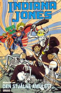 Cover Thumbnail for Indiana Jones (Semic, 1984 series) #5/1986