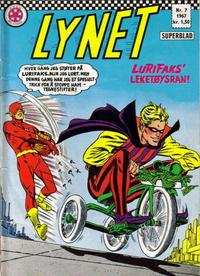 Cover Thumbnail for Lynet (Serieforlaget / Se-Bladene / Stabenfeldt, 1967 series) #7/1967