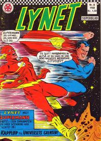 Cover Thumbnail for Lynet (Serieforlaget / Se-Bladene / Stabenfeldt, 1967 series) #8/1968