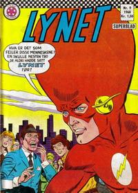 Cover Thumbnail for Lynet (Serieforlaget / Se-Bladene / Stabenfeldt, 1967 series) #9/1968