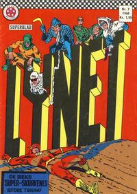 Cover Thumbnail for Lynet (Serieforlaget / Se-Bladene / Stabenfeldt, 1967 series) #7/1968