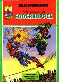 Cover Thumbnail for Edderkoppen Superseriealbum (Atlantic Forlag, 1979 series) #6