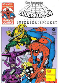 Cover Thumbnail for Edderkoppen pocket [Edderkoppen superseriepocket] (Atlantic Forlag, 1979 series) #11