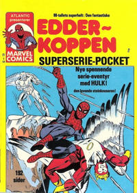 Cover Thumbnail for Edderkoppen pocket [Edderkoppen superseriepocket] (Atlantic Forlag, 1979 series) #1
