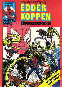 Cover Thumbnail for Edderkoppen pocket [Edderkoppen superseriepocket] (Atlantic Forlag, 1979 series) #6
