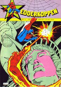 Cover Thumbnail for Edderkoppen (Atlantic Forlag, 1978 series) #12/1982