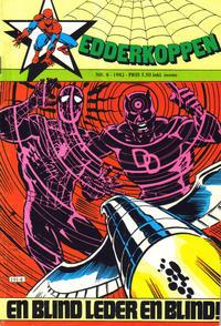 Cover Thumbnail for Edderkoppen (Atlantic Forlag, 1978 series) #8/1982
