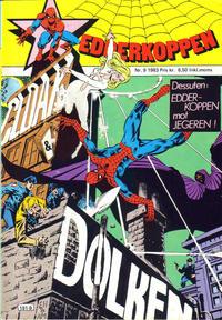 Cover Thumbnail for Edderkoppen (Atlantic Forlag, 1978 series) #9/1983