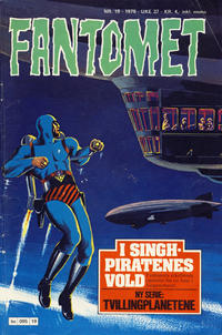 Cover Thumbnail for Fantomet (Semic, 1976 series) #19/1978
