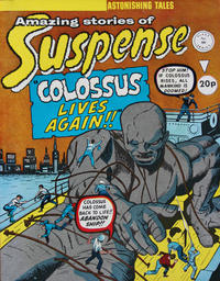 Cover Thumbnail for Amazing Stories of Suspense (Alan Class, 1963 series) #191
