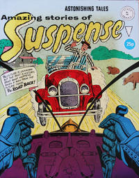 Cover Thumbnail for Amazing Stories of Suspense (Alan Class, 1963 series) #195