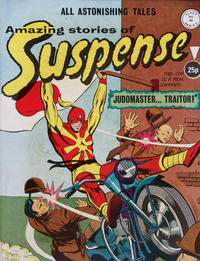 Cover Thumbnail for Amazing Stories of Suspense (Alan Class, 1963 series) #198