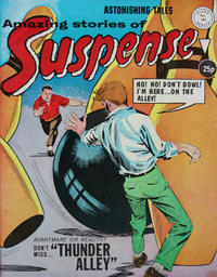 Cover Thumbnail for Amazing Stories of Suspense (Alan Class, 1963 series) #201
