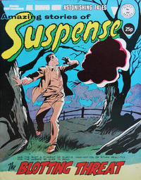 Cover Thumbnail for Amazing Stories of Suspense (Alan Class, 1963 series) #202